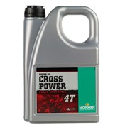 MTX Cross Power 4t 10W/50, 4L