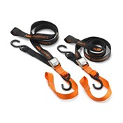 TIE DOWNS WITH HOOKS, 2-pack