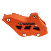 TM Design Kedjestyrare Orange, KTM 125-530 08-17, HQV 125-501 14-17, HSB FE/TE/FX 125-570 09-13