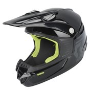 Helmet Kids Pro Black/Yellow