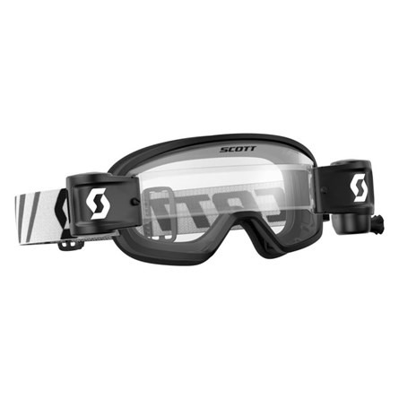 Google Buzz MX Junior WFS Black, Clear Works