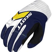 Glove 450 Podium Blue/Yellow