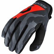 Glove 350 Race Kids Black/Orange
