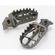 DRC CrMo Wide Foot Pegs, KTM/HQV MX -5mm 16->, KTM/HQV Enduro -10mm 17->