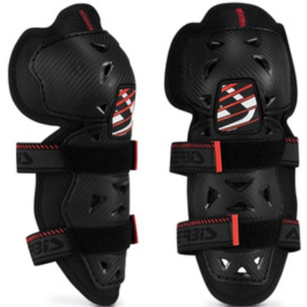 AC Knee Guard JR 2.0  BLACK