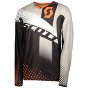 SCOTT JERSEY 450 ANGLED  ORANGE/BLACK