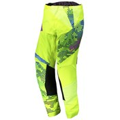 SCOTT PANT 350 RACE JUNIOR YELLOW/BLUE