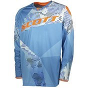 SCOTT JERSEY 350 RACE JUNIOR BLUE/ORANGE