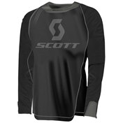 SCOTT JERSEY ENDURO BLACK/GREY
