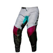 Seven Youth Annex Ignite Pant Black/Maroon