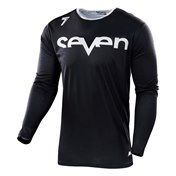Seven Youth Annex Staple Jersey Black