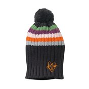 £ GIRLS RAINBOW BEANIE