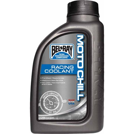 BEL-RAY MOTO CHILL RACING COOLANT, 1L
