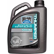 BEL-RAY THUMPER RACING DELSYNTET 4T 10W/40, 4 Liter