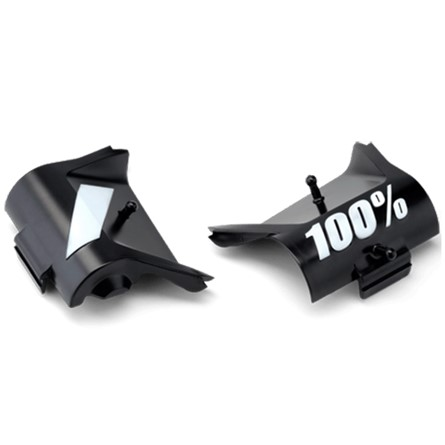 £ 100% ACCURI FORECAST  Replacement Canister Cover Kit - Pair