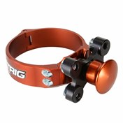 X-Trig Holeshot Kit 59mm Brown/Black MX/ENDURO, KTM SX/SX-F 125-450 06-19, HQV 125-501 14-19