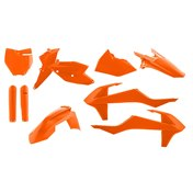 Acerbis Full Plastic Kit Orange, KTM SX 125/150 16->, SX 250 17->, SX-F 16->