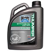 BEL-RAY THUMPER WORKS HELSYNTET 4T 10W/60, 4 Liter