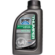 BEL-RAY THUMPER WORKS HELSYNTET 4T 10W/60, 1 Liter