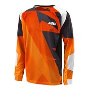 £ GRAVITY-FX SHIRT ORANGE