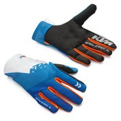 £ GRAVITY-FX GLOVES BLUE