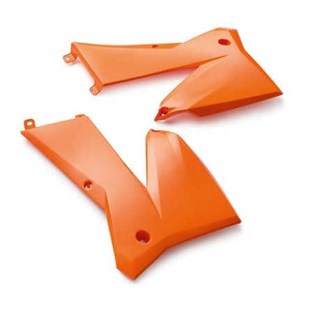 SPOILER SET ORANGE, SX 05-06, EXC 05-07