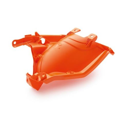 AIR BOX BOTTOM PART ORANGE, KTM SX 125/150 16->, SX 250 17->, SX-F 16->, EXC/EXC-F/XC-W 17->
