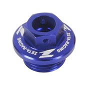 ZETA Oil Filler Plug Blue MX/ENDURO, HQV 50-501 14->
