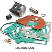 PISTON KIT KLASS I, KTM SX-F 250 16-17, HQV FC 250 16-17