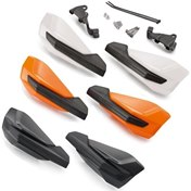 HANDGUARDS CPL (Only mountable with Brembo brake system!). MX/ENDURO, KTM 125-500 14-20, HQV 125-501 14-20