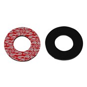 Renthal Grip Donutz Red, 2-pack
