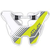 Atlas Prodigy Youth Neckbrace, ACID GREY