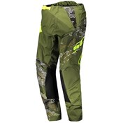 £ SCOTT PANT 350 RACE JUNIOR GREEN/YELLOW