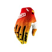 100% Ridefit Glove YELLOW