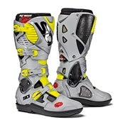 SIDI Crossfire 3 SRS Black/Ash/Yellow