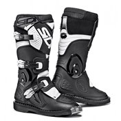 SIDI Flame YOUTH Black/White