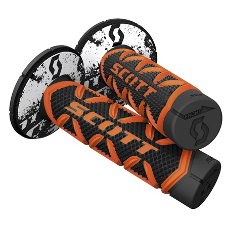 SCOTT DIAMOND GRIP ORANGE/BLACK