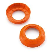 REAR WHEEL BEARING PROTECTION CAP KIT, KTM EXC/EXC-F/XC-W 16-18