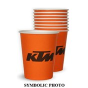 KTM PAPER COFFEE CUP (Package of 50 pieces)