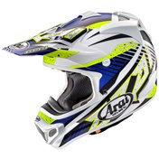 Arai MX-V Slash Blue