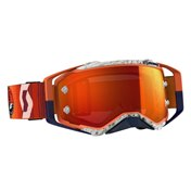 SCOTT Goggle Limitid Prospect Mojave Orange/Blue/Orange Chrome Works