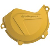 Polisport Clutch Cover Protection Yellow, HQV FC 250/350 16-20, FE 250/350 17-18
