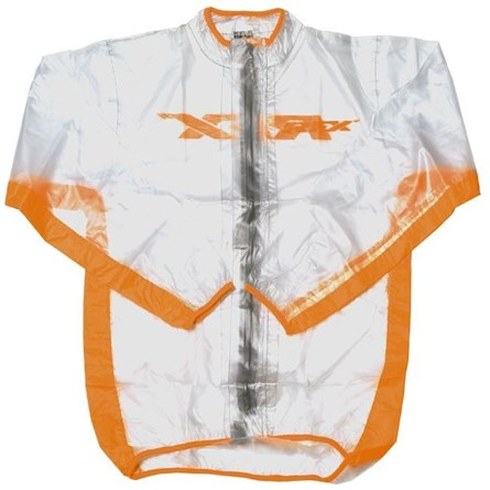 RFX Sport Wet Jacket Youth Clear Orange