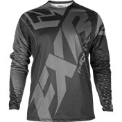 FXR CLUTCH PRIME MX JERSEY BLACK