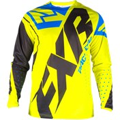 FXR YOUT CLUTCH PRIME MX JERSEY YELLOW