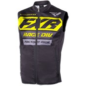 FXR OFF-ROAD VEST BLACK/YELLOW