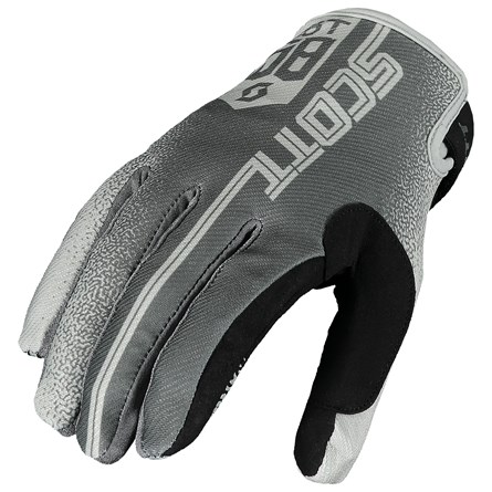 £ SCOTT GLOVE 350 RACE KIDS GREY/GREY