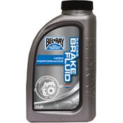 BEL-RAY RACING BRAKE FLUID DOT 5.1, 335 ml