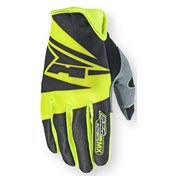 AXO SX Glove Black/Yellow
