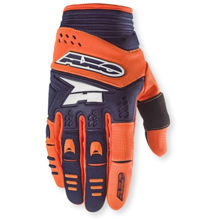 AXO Glove Padlock  Blue/Orange